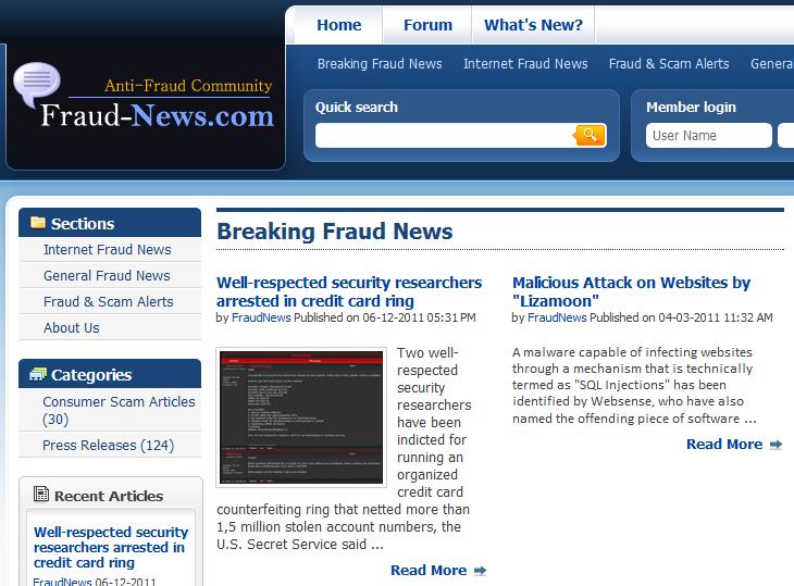 fraudnews