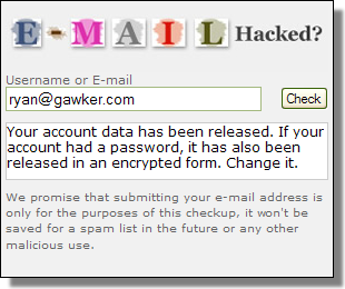 Was Your Gawker Password Hacked?