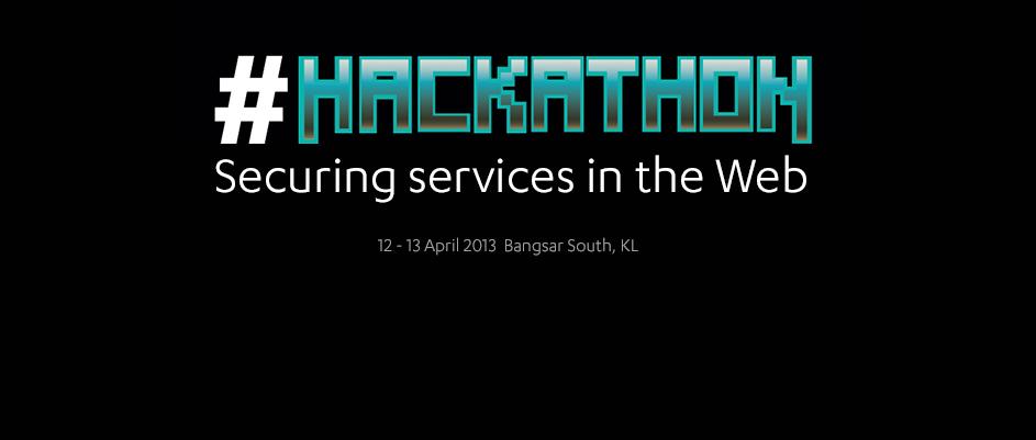 Hackathon 2013