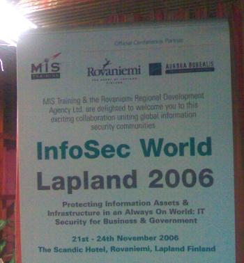 Lapland, home of lap dancing