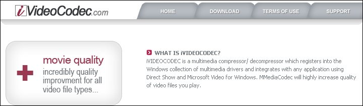 iVideoCodec