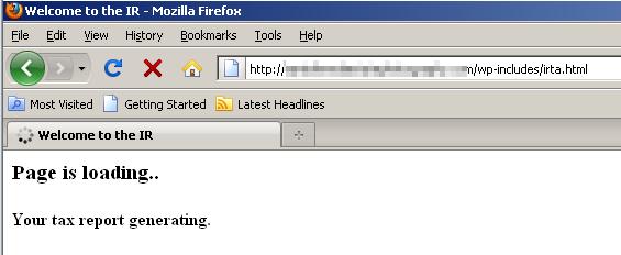 irta html