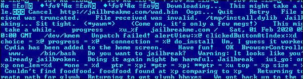 JailbreakMe 2.0 PDF Code