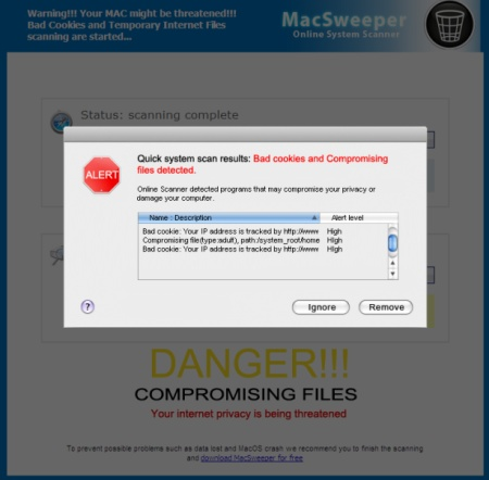 Mac vulnerabilities on a PC