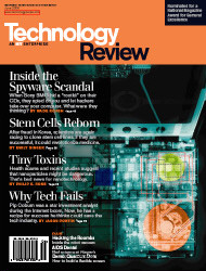 MIT Technology Review issue 85