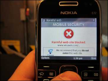Mobile Security Browsing Protection