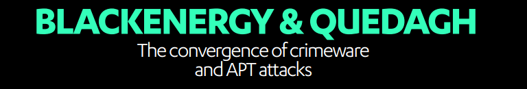 The convergence of crimeware and APT attacks