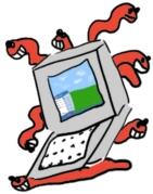 Computerw�rmer am Beispiel des Conficker Wurms