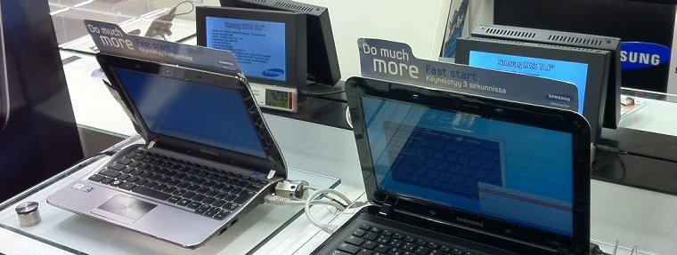 Samsung Laptops
