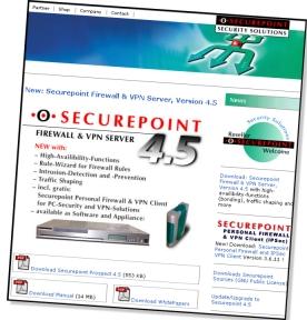Securepoint logo