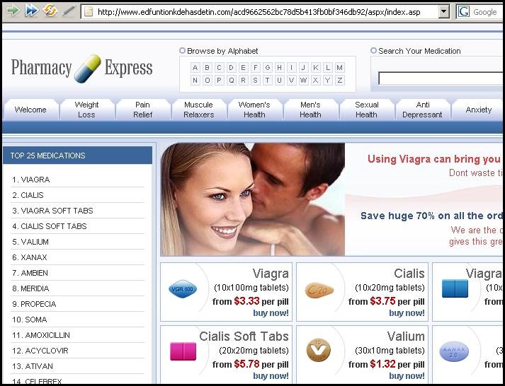 spam warezov