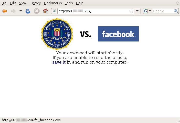 Storm, the FBI, and Facebook
