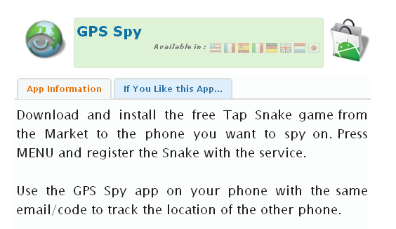 tap snake infectat
