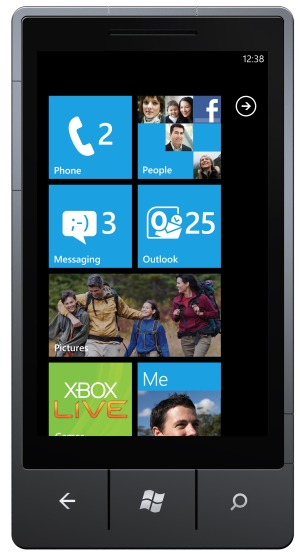 Nokia, Windows Phone 7