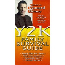 Y2k Family Survival Guide on Video with Leonard Nimoy